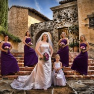 A gorgeous Bella Collina wedding